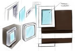 design arredi professionali progetto disegno