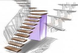 design scale interne progetto