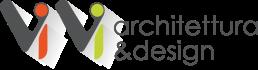 logo vivi architettura design
